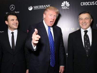 Here's a glimpse at Trump's decades-long history of business ties to Russia