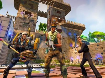Apparently you can play Fortnite together on PS4 and Xbox One