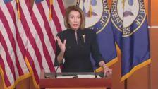 Nancy Pelosi To GOP: A Democratic President Could Declare National Emergency On Guns