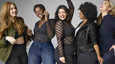 Plus-Size Model Denise Bidot Wants Women to Embrace Their 'Imperfections'