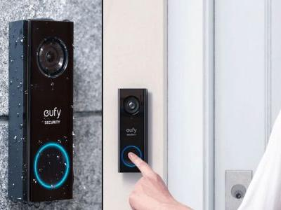Grab The eufy Security Video Doorbell For $99, Today Only