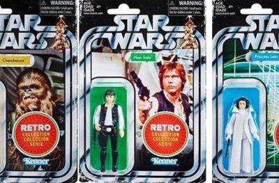 Classic '70s Star Wars Figures Are Getting a Hasbro