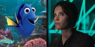 Rogue One Passes Finding Dory at 2016 Domestic Box Office