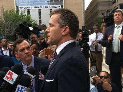 Missouri governor no longer facing sex-related charge