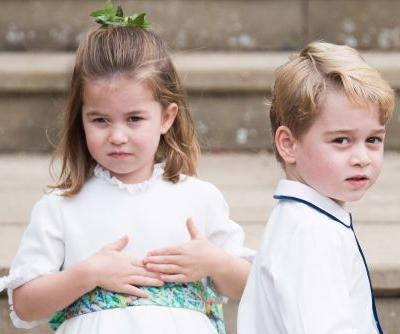 Princess Charlotte to attend the same school as brother Prince George