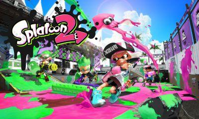 Splatoon 2 Review- Don't Get Cooked, Stay Off The Hook