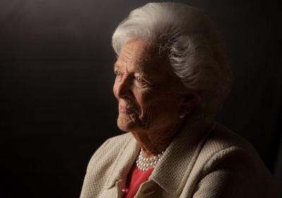 Historian: Barbara Bush Was 'First Lady Of The Greatest Generation'