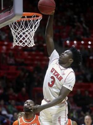 Utah beats Florida A&M 93-64 on Van Dyke's career night
