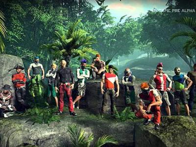 Xaviant's The Culling Closing Online Components