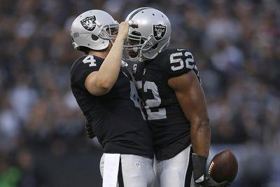 Raiders lead the way with 7 Pro Bowlers