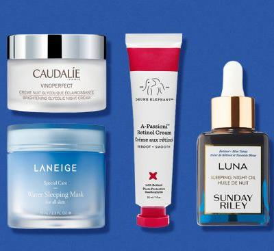 Nighttime Beauty Hacks to Wake Looking Rested