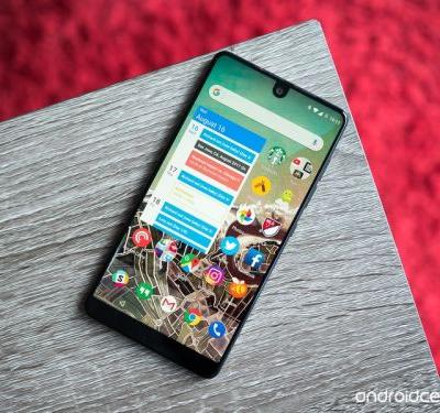 You won't be able to repair the Essential Phone