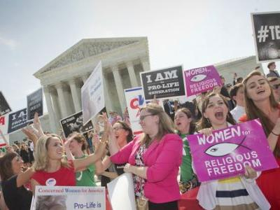 Judge Blocks Trump Birth Control Policy In 13 States And D.C