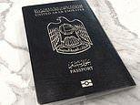 United Arab Emirates now has world's most powerful passport