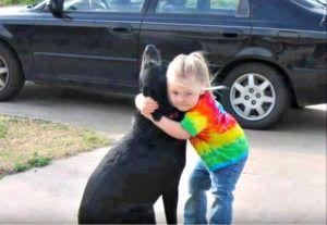 Little Girl Mails A Letter To God After Her Dog Passes Away. What She Gets In Return Is SO Special!