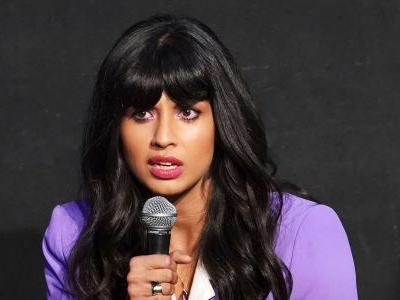 'The Good Place' actress Jameela Jamil finally addressed viral rumors about her health