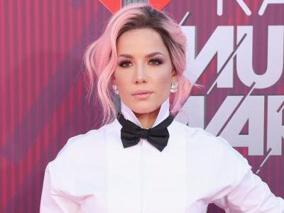 Stars Bring Fun, Flavor and Flair to the iHeartRadio Awards Red Carpet - See Halsey, Hannah G. and More!