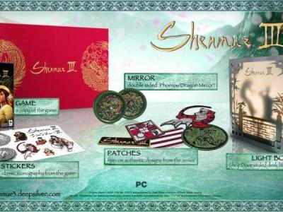 Limited Run Games Announces Shenmue III Collector's Edition