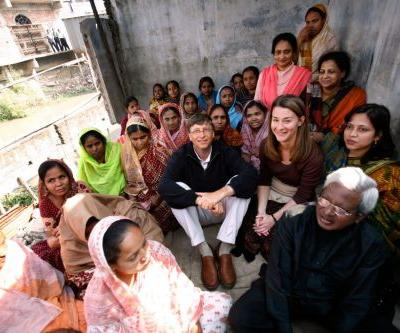 How Bill and Melinda Gates Are Transforming Life for Billions in the 21st Century