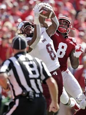 Huskers 0-2 for 1st time since 1957 after 24-19 loss to Troy