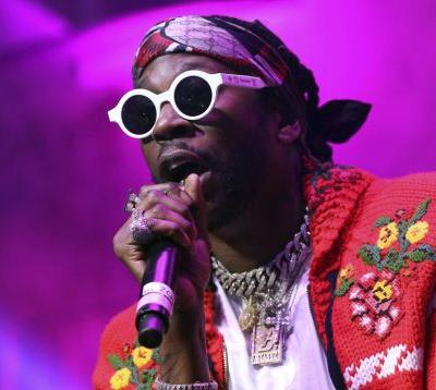 2 Chainz Announces New Album Via Blimp