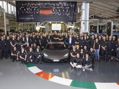 It Took Lamborghini Just Five Years of Huracán Production To Surpass Ten Years of Gallardo Production