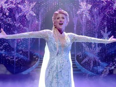 Watch the New Trailer for Frozen the Musical!