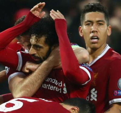 Liverpool set to smash Champions League record with Roma rout