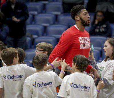 Pelicans' Anthony Davis wants to play out this season and he wants to win wherever he plays next