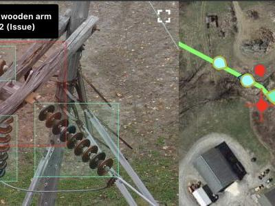 Skyqraft raises $2.2M seed for its powerline issue detection system