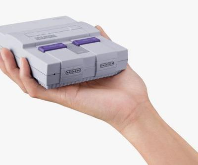 Secure an SNES Classic Edition From Amazon's Treasure Truck in NYC