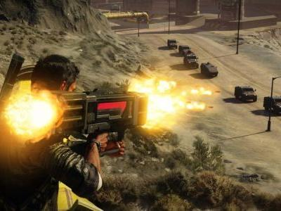 Just Cause 4 targets native 4K resolution on Xbox One X