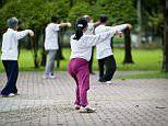 Tai Chi reduces the risk of deadly falls by 43%