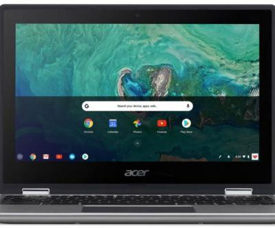 Acer's Chromebook Spin 11 brings a stylus, 360-degree hinge, and USB-C for an affordable $349