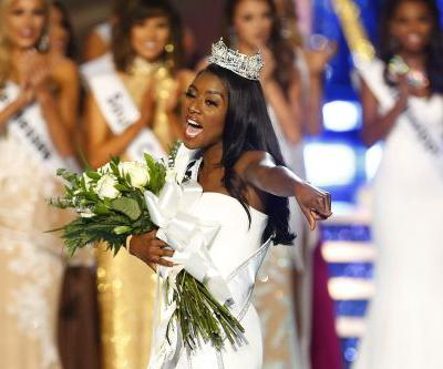 Miss New York Nia Imani Franklin crowned Miss America
