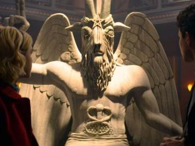 Chilling Adventures of Sabrina in Trouble With Actual Satanic Temple