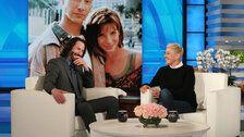 On 'Ellen,' Keanu Reeves Reveals Crush On 'Speed' Co-Star Sandra Bullock