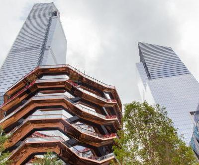 We climbed Vessel, the $200 million art installation at New York's Hudson Yards. Here's what it was like
