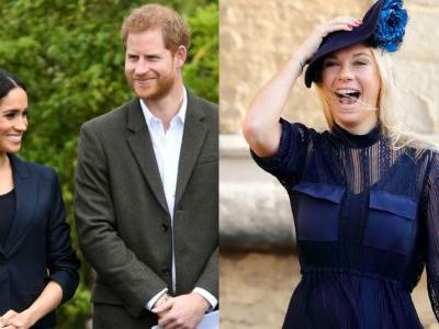 Uhh, Prince Harry's Ex Is Launching A Blog Pretty Similar To The One Meghan Markle Used To Have