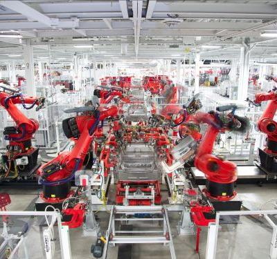 Tesla employees say the main Model 3 production line has been shutting down early