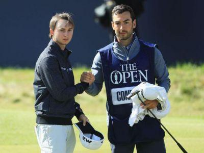 Austin Connelly leads way for Canadians with opening-round 67 at British Open