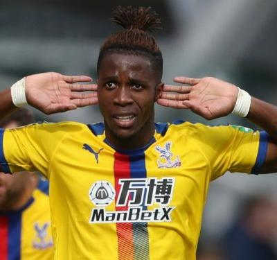 M23 derby: Crystal Palace not over-reliant on Wilfried Zaha, says Brighton boss Chris Hughton