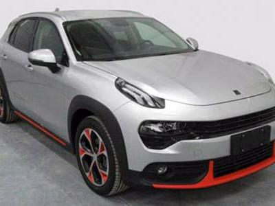 Lynk&Co02 Crossover Leaks Out Well Ahead Of Debut