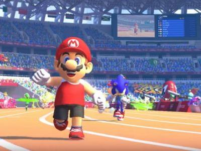I hope you like Sega's Olympic games, because it just announced four of 'em