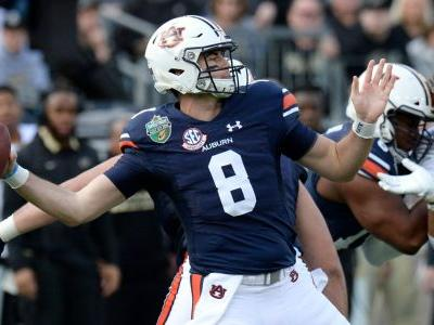 Music City Bowl: Auburn's record-setting performance, Tyler Trent and Titans ties
