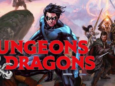 Nightwing's Chris McKay May Direct Dungeons & Dragons Movie