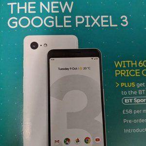 "Google Pixel 3/3 XL to launch with ""Top Shot"" selfie mode and ""Flip to Shhh"""