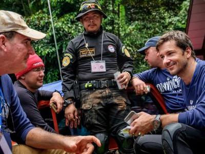 International divers that helped the Thai cave rescue were given diplomatic immunity in case something went wrong