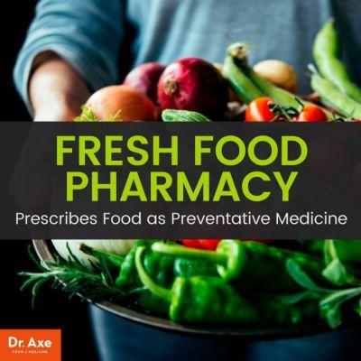 Fresh Food Pharmacy Prescribes Food as Preventative Medicine