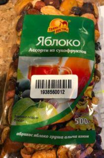 Dried fruit recalled for undeclared sulfites